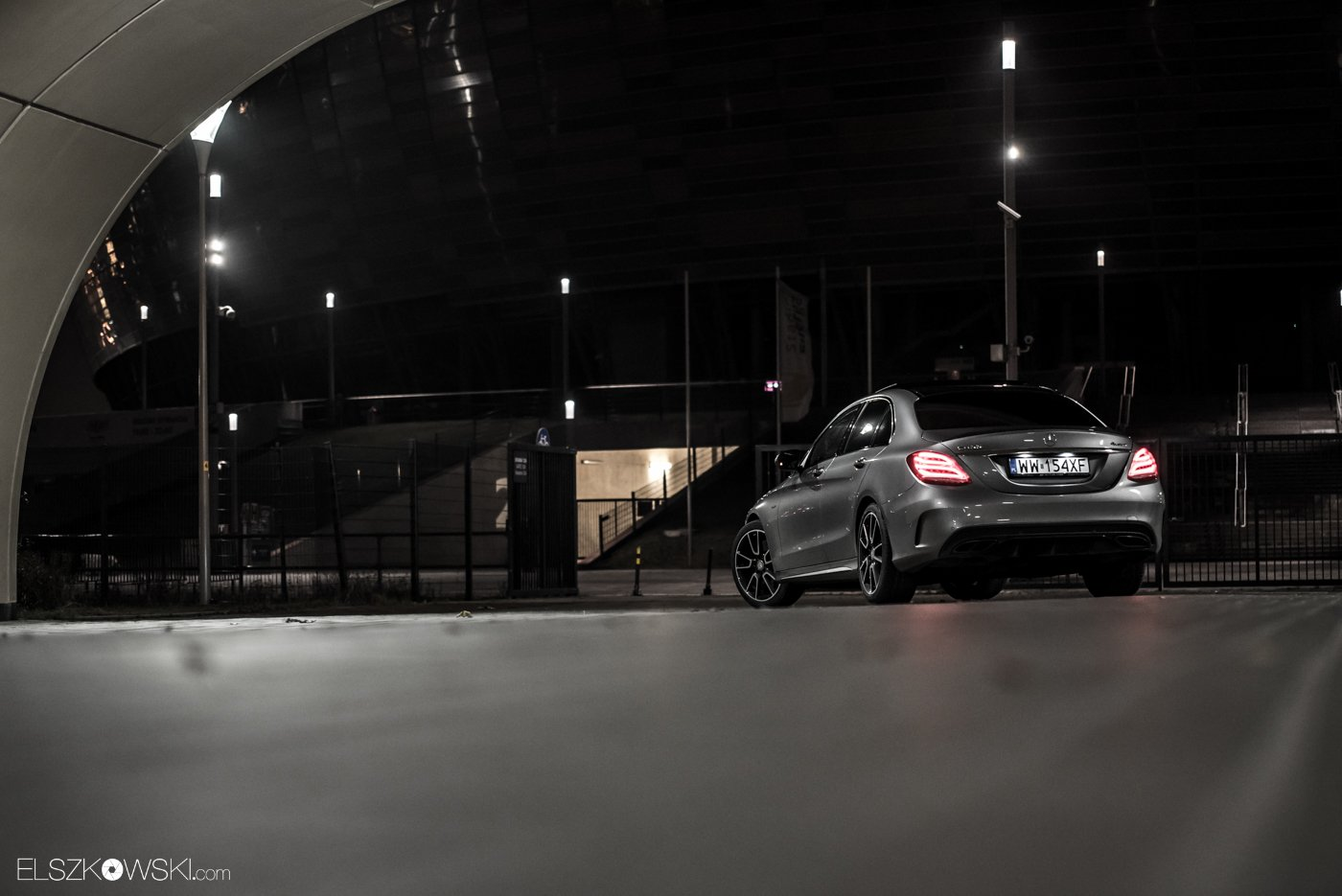 Mercedes-Benz C450 AMG 4Matic