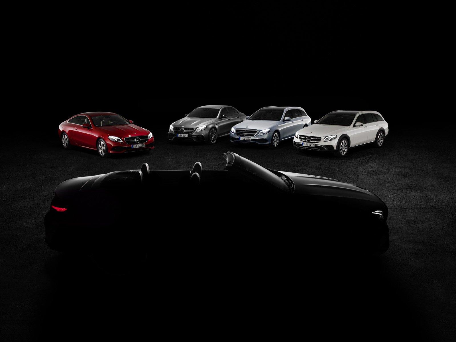 Mercedes-Benz Klasy E Cabriolet