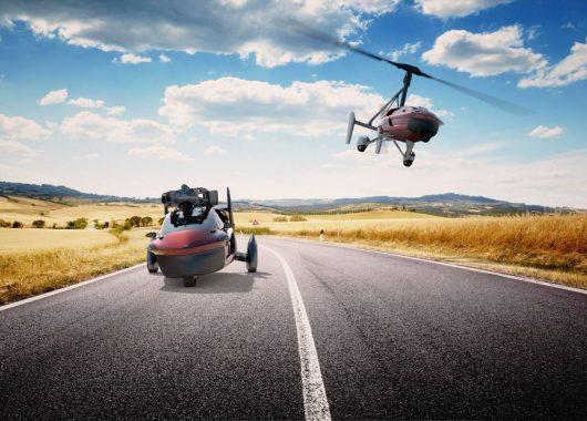 Latający samochód PAL-V Liberty