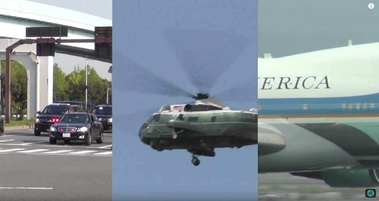 Transport Prezydenta USA