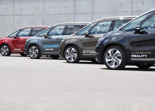 PSA samochody autonomiczne