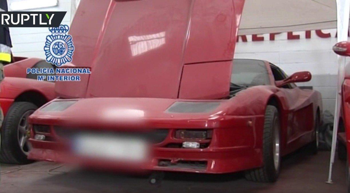 Replika Ferrari