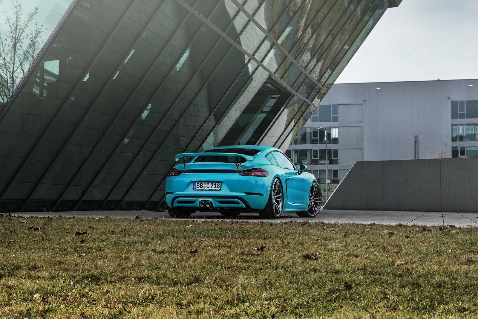 TechArt Porsche 718 Cayman