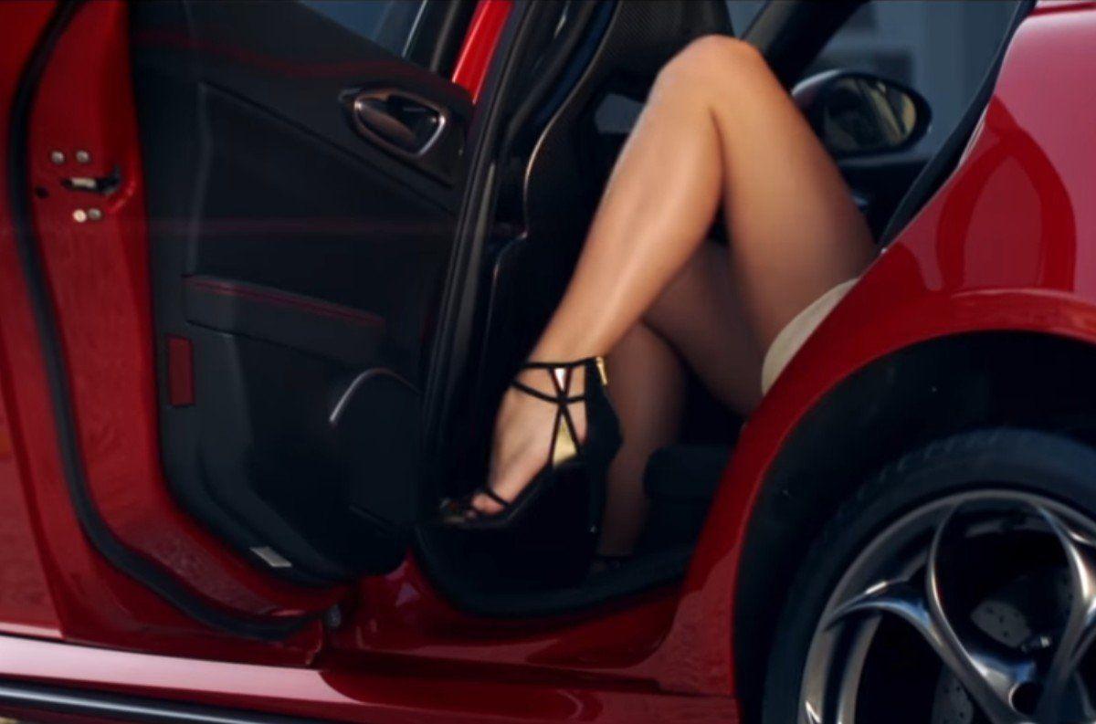 Alfa Romeo Reklama