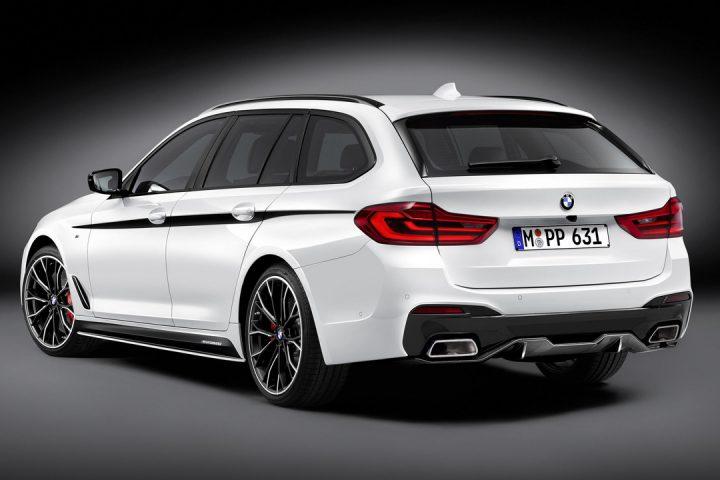 BMW 5 2017 M Performance