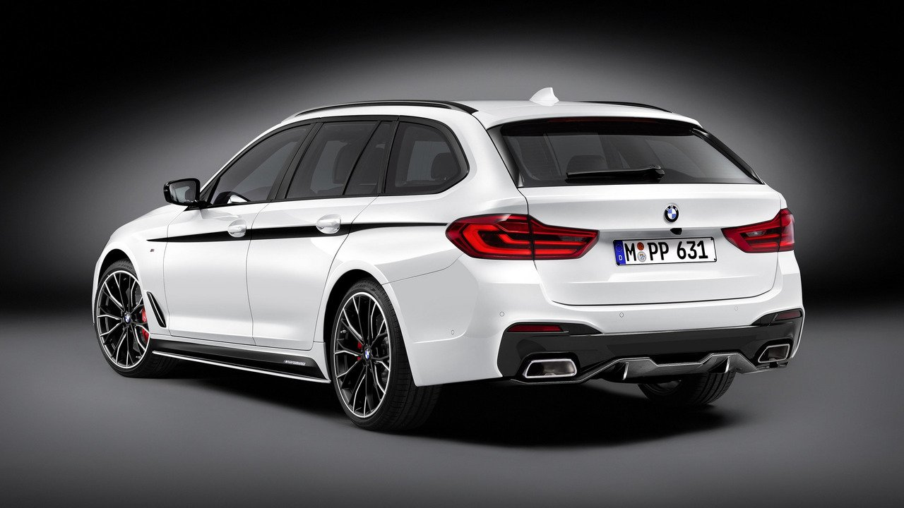 BMW 5 2017 M Performance