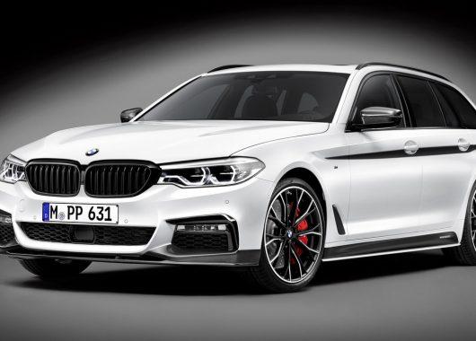 BMW serii 5 Touring M Performance 2017