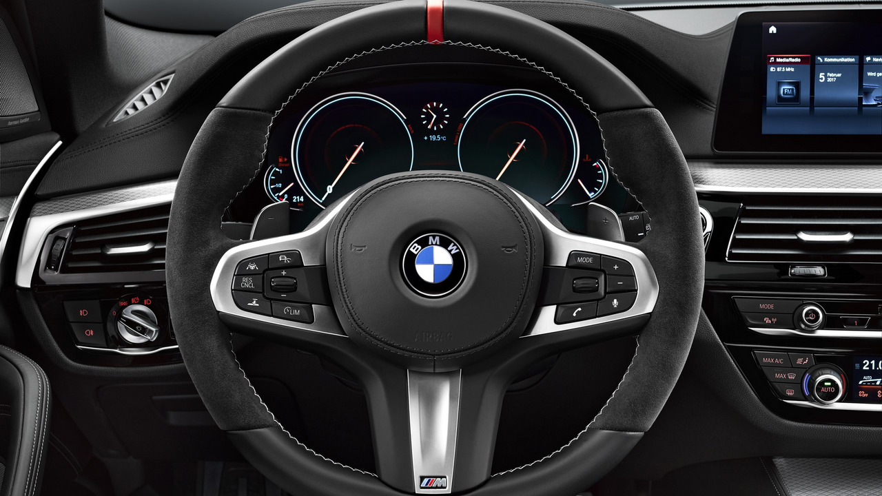 BMW serii 5 Touring M Performance 2017