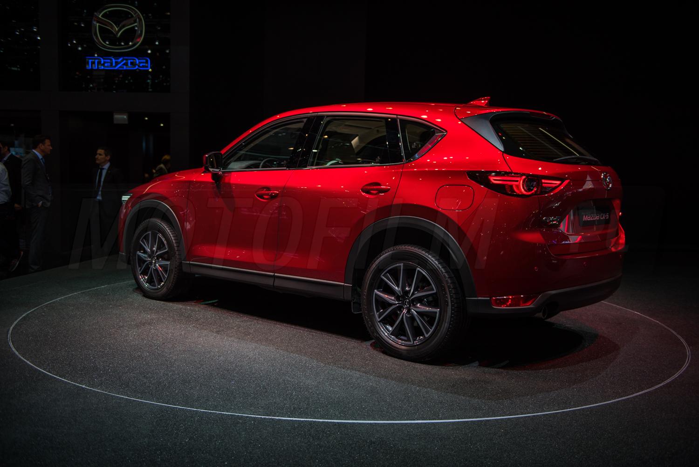 Mazda CX-5 Genewa 2017