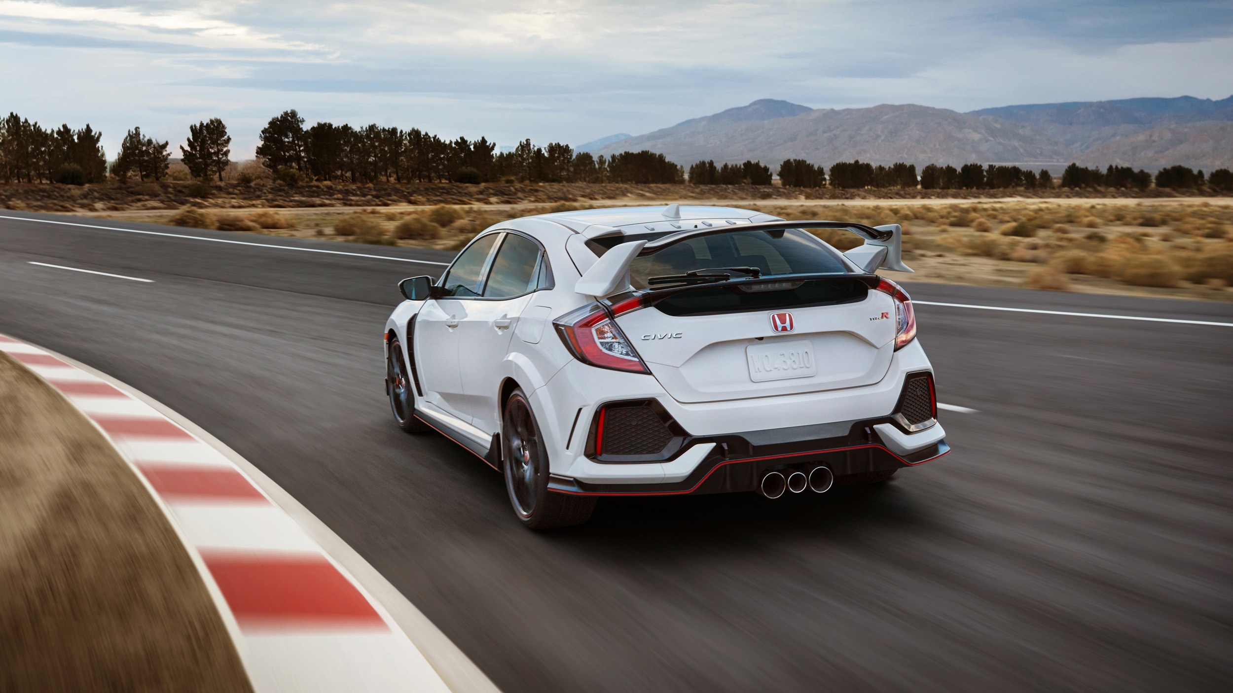 Nowa Honda Civic Type R 2017