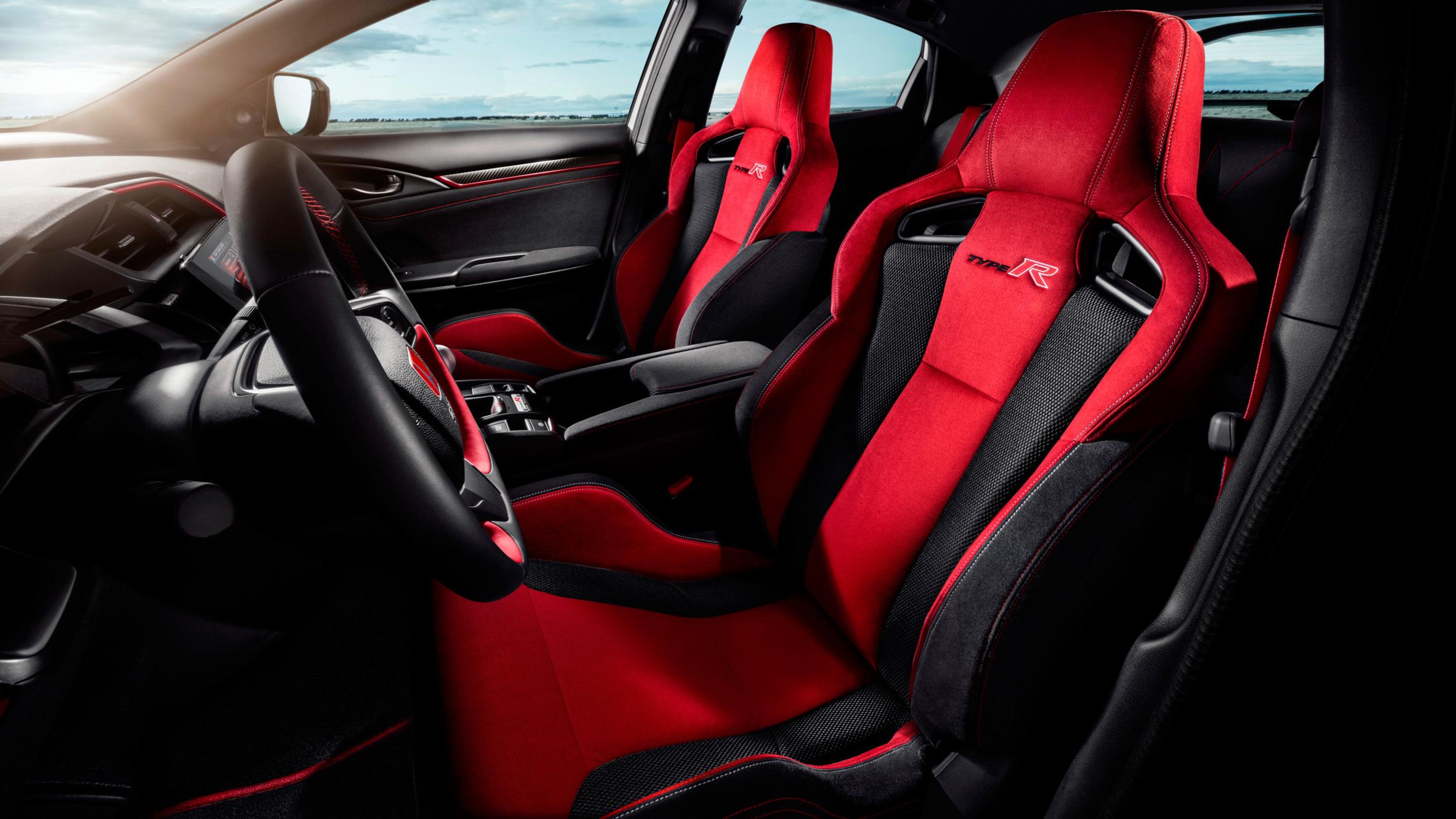 Nowa Honda Civic Type R 2017