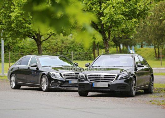 2018 Mercedes-Benz Klasy S