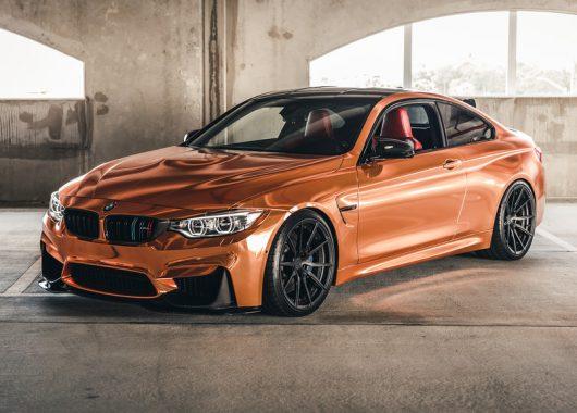 BMW M4 Velos Designwerks