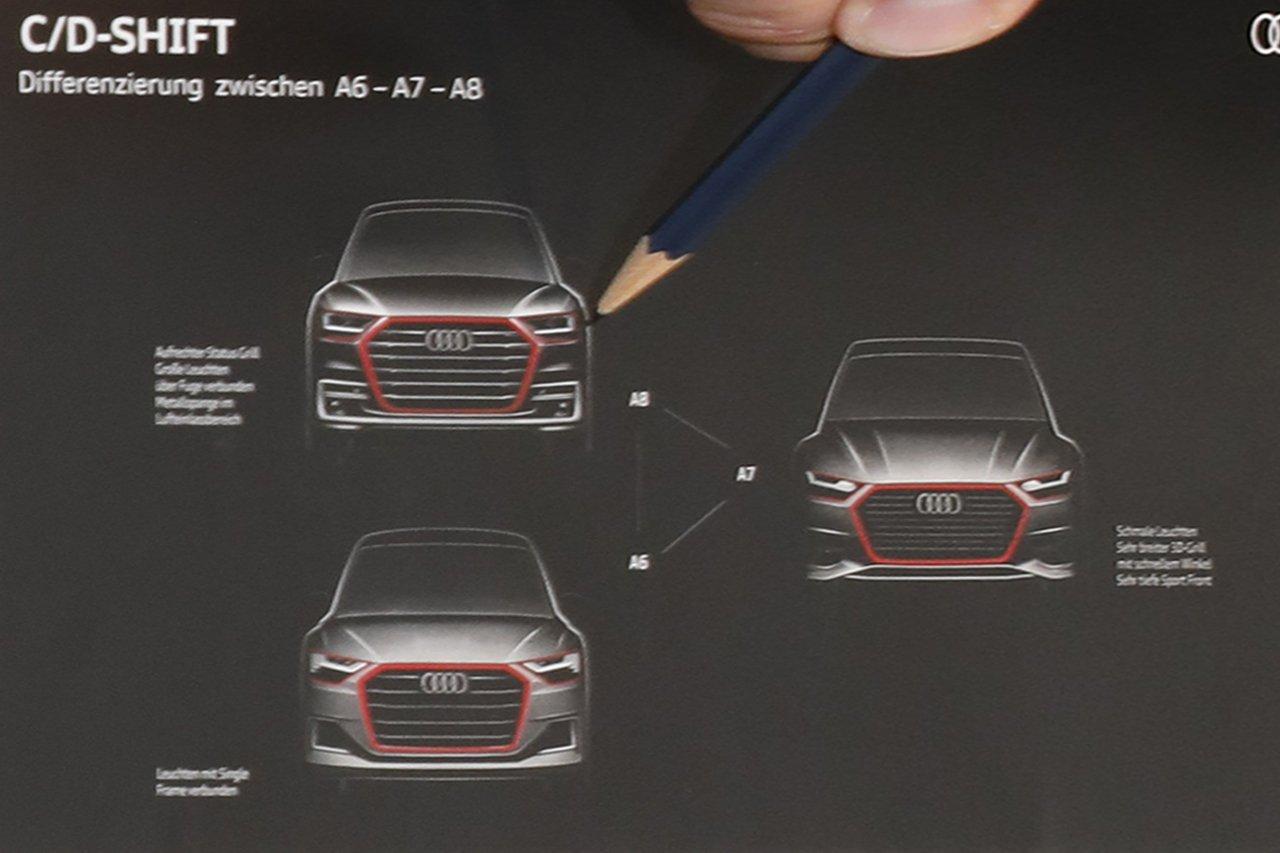 Audi A6 A7 A8
