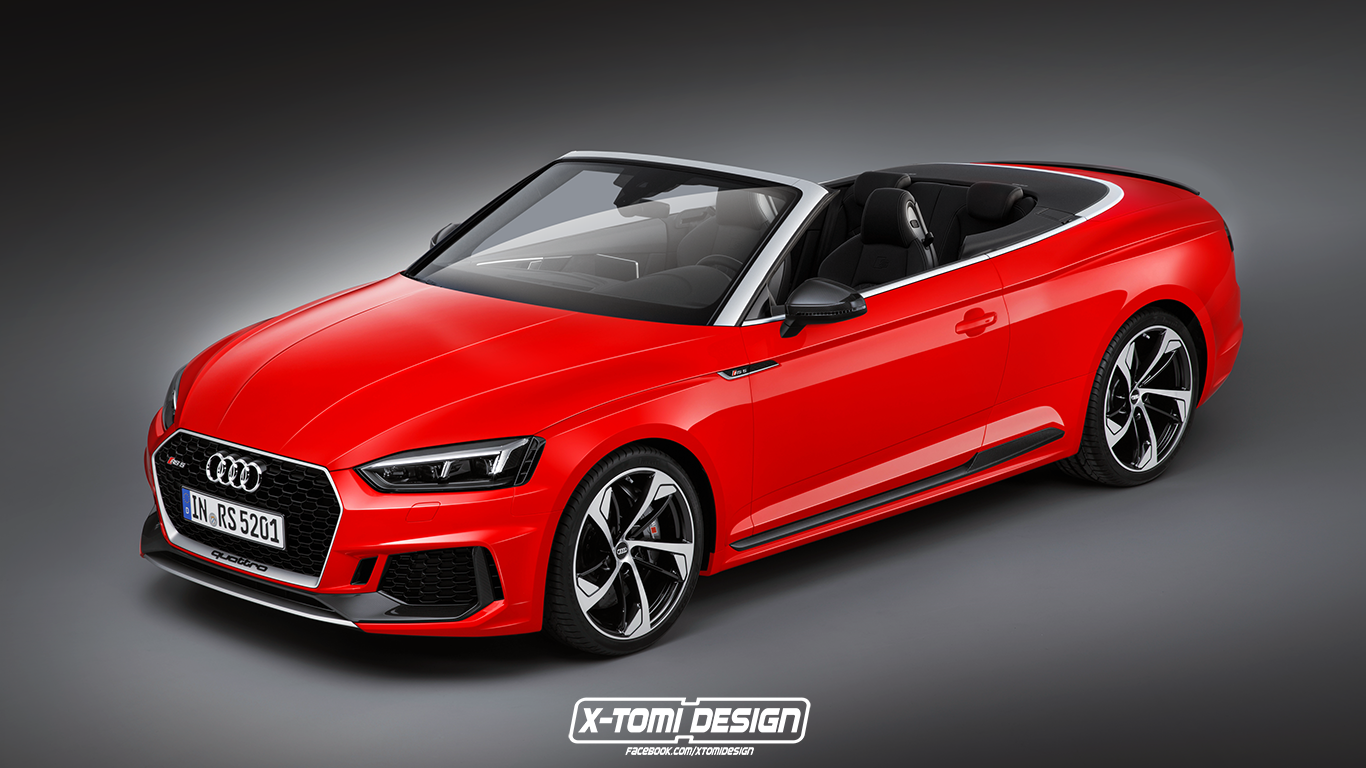 Audi RS5 Cabriolet X-TOMI
