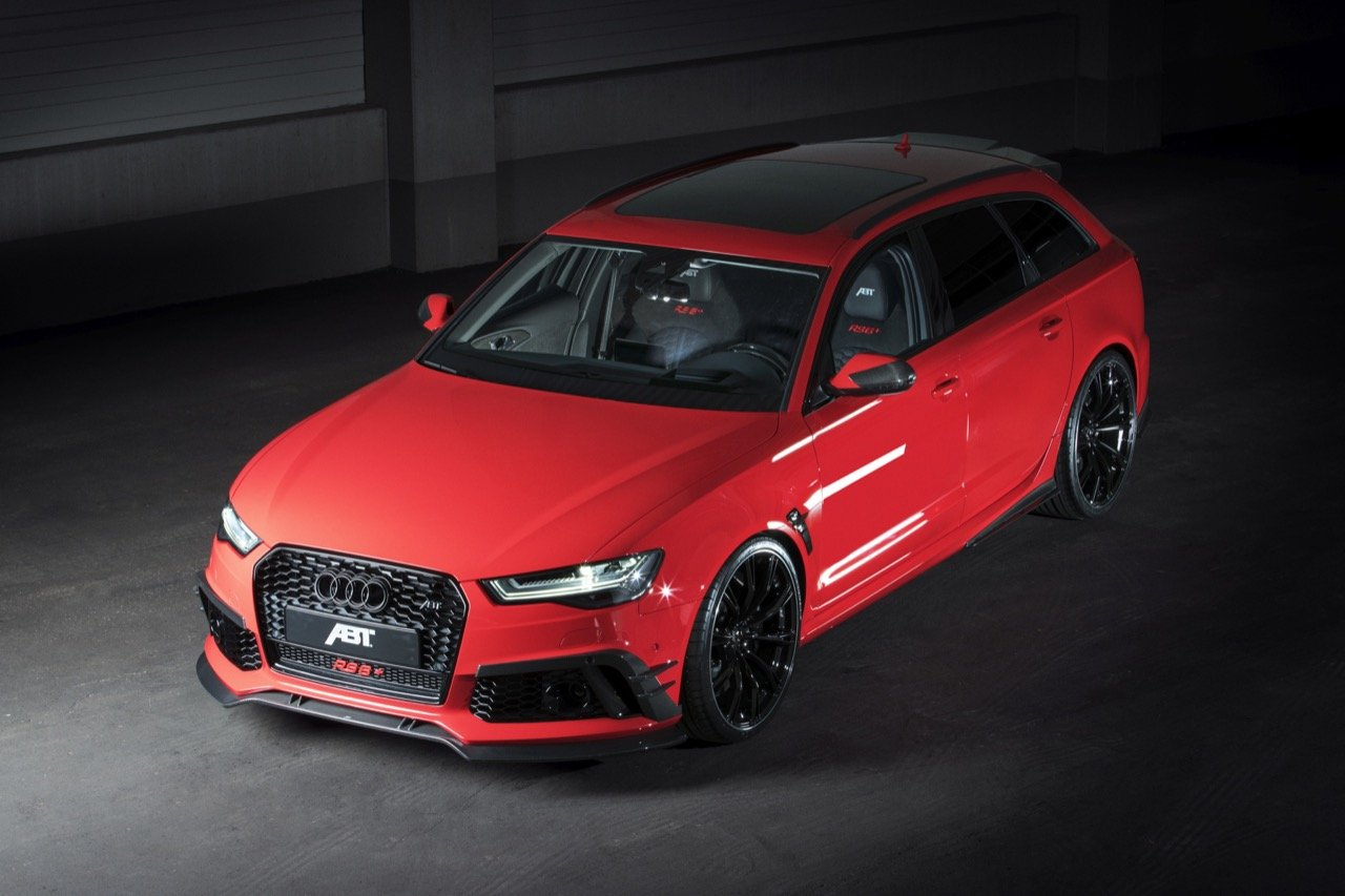 Audi RS6+ ABT