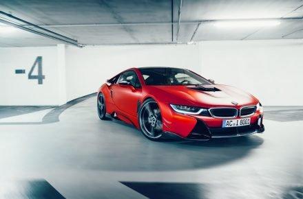 BMW i8 AC Schnitzer
