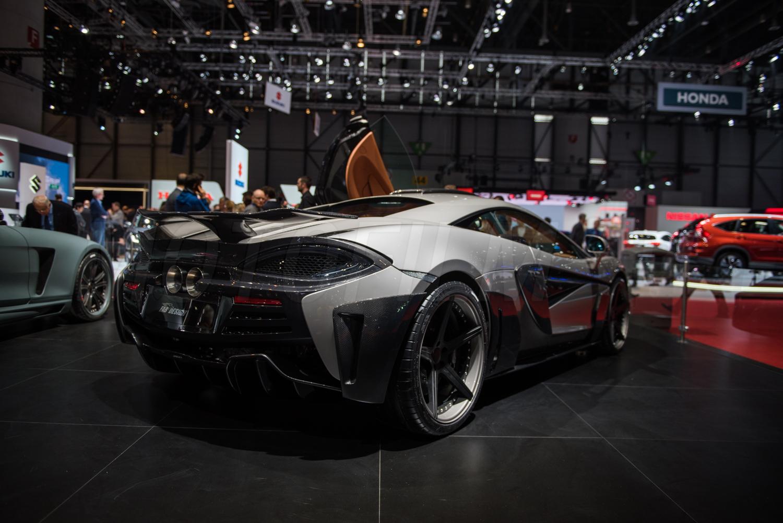 McLaren 670S FAB Design