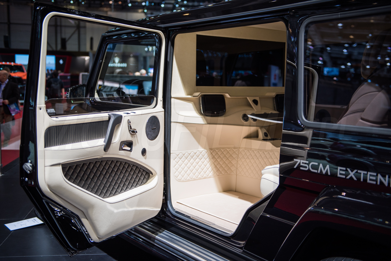 Mercedes G FAB Design