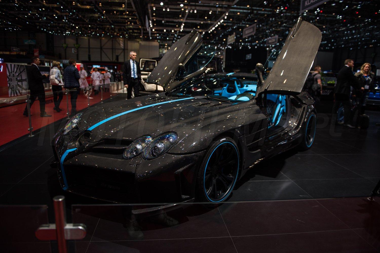 SLR McLaren FAB Design