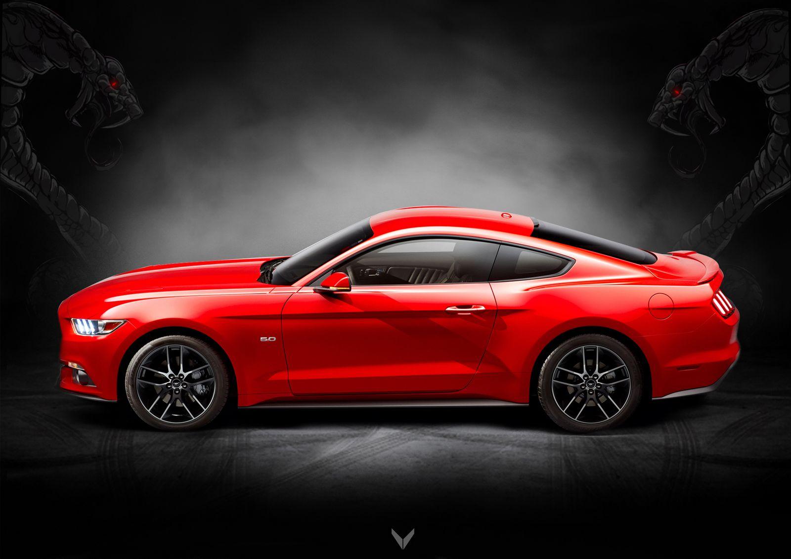 Ford Mustang GT Vilner