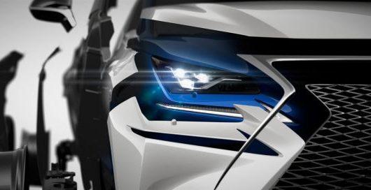 Lexus NX 2018 Facelift