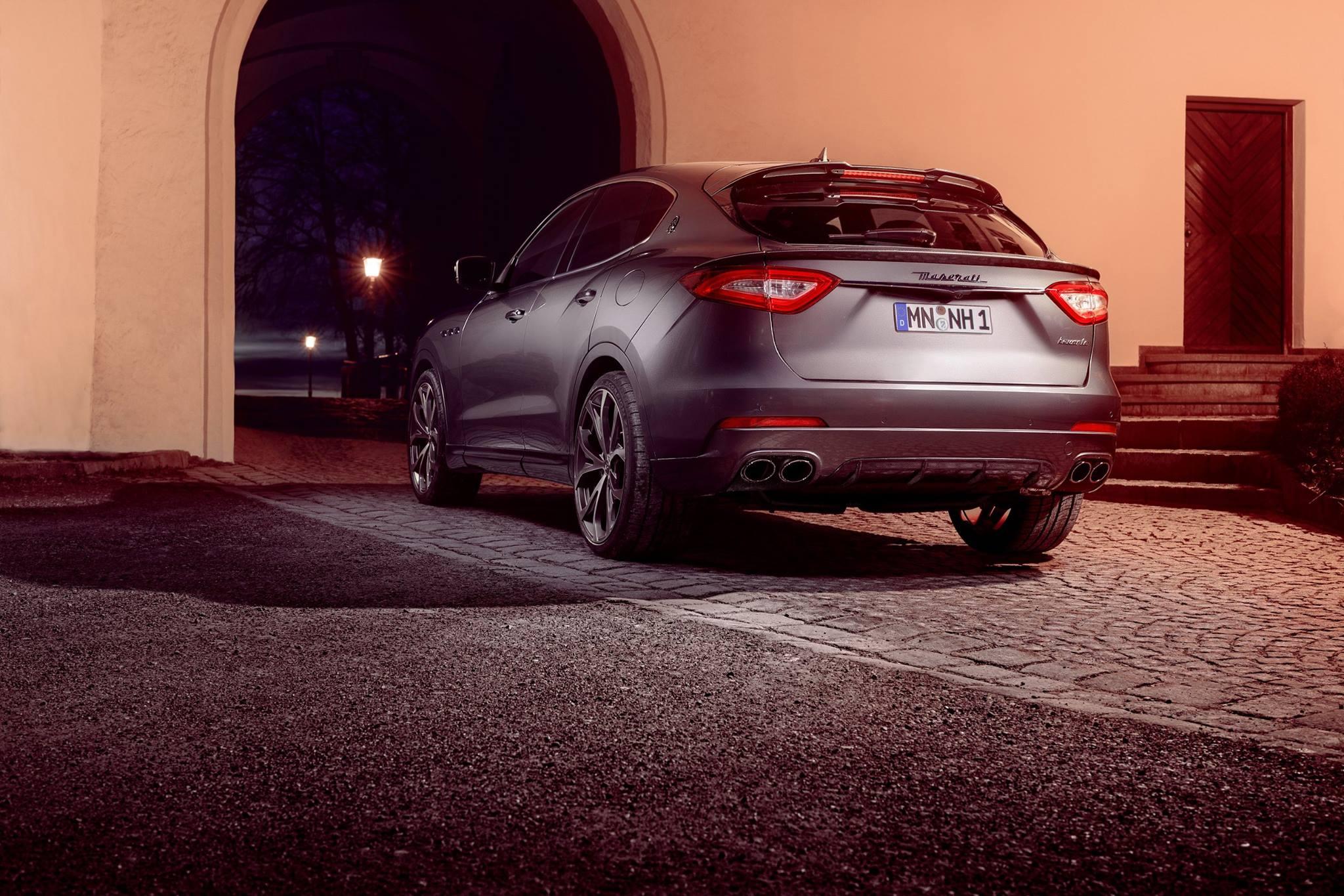 Maserati Levante Novitec