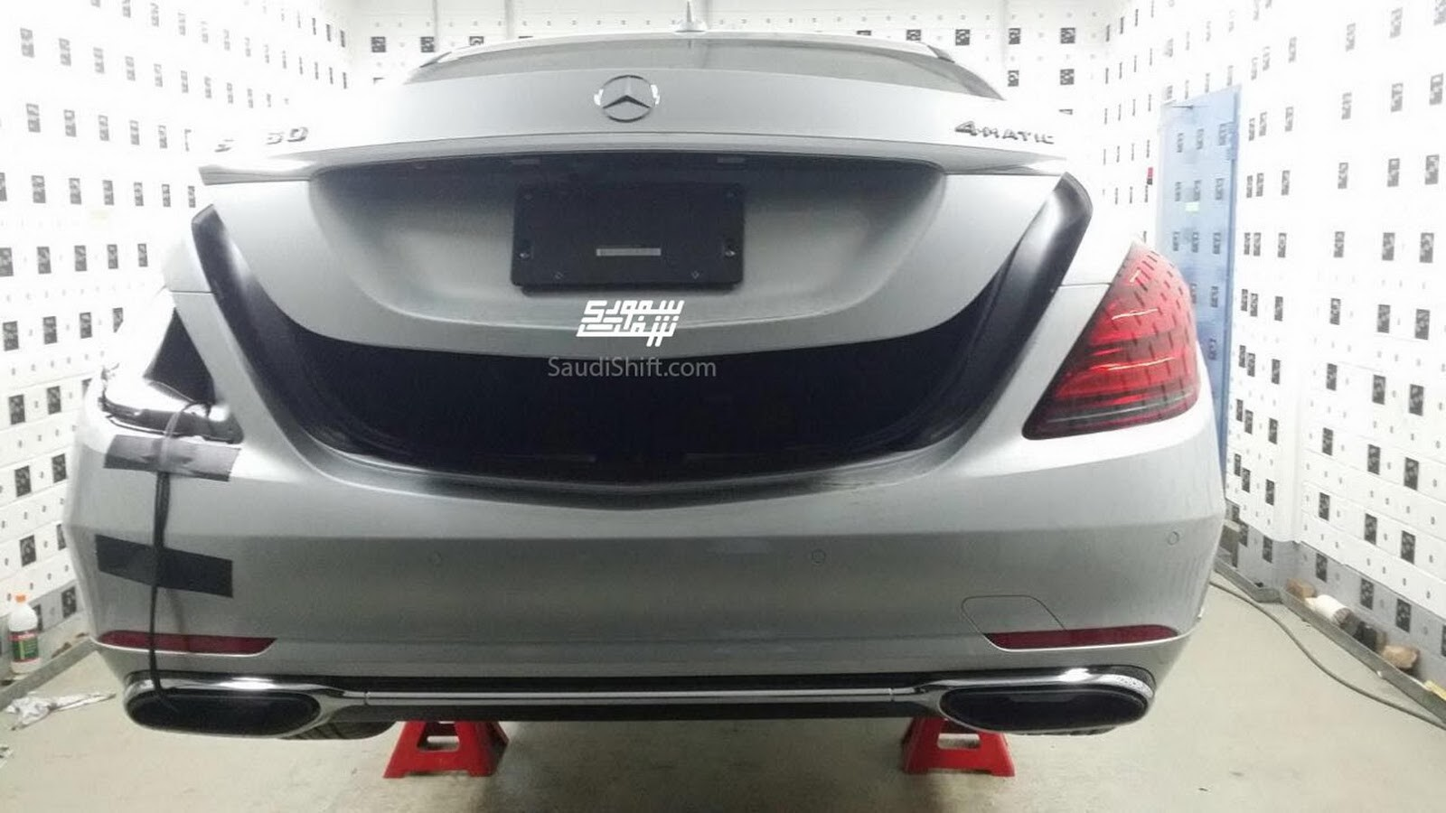 Nowy Mercedes Klasy S 2018 facelift