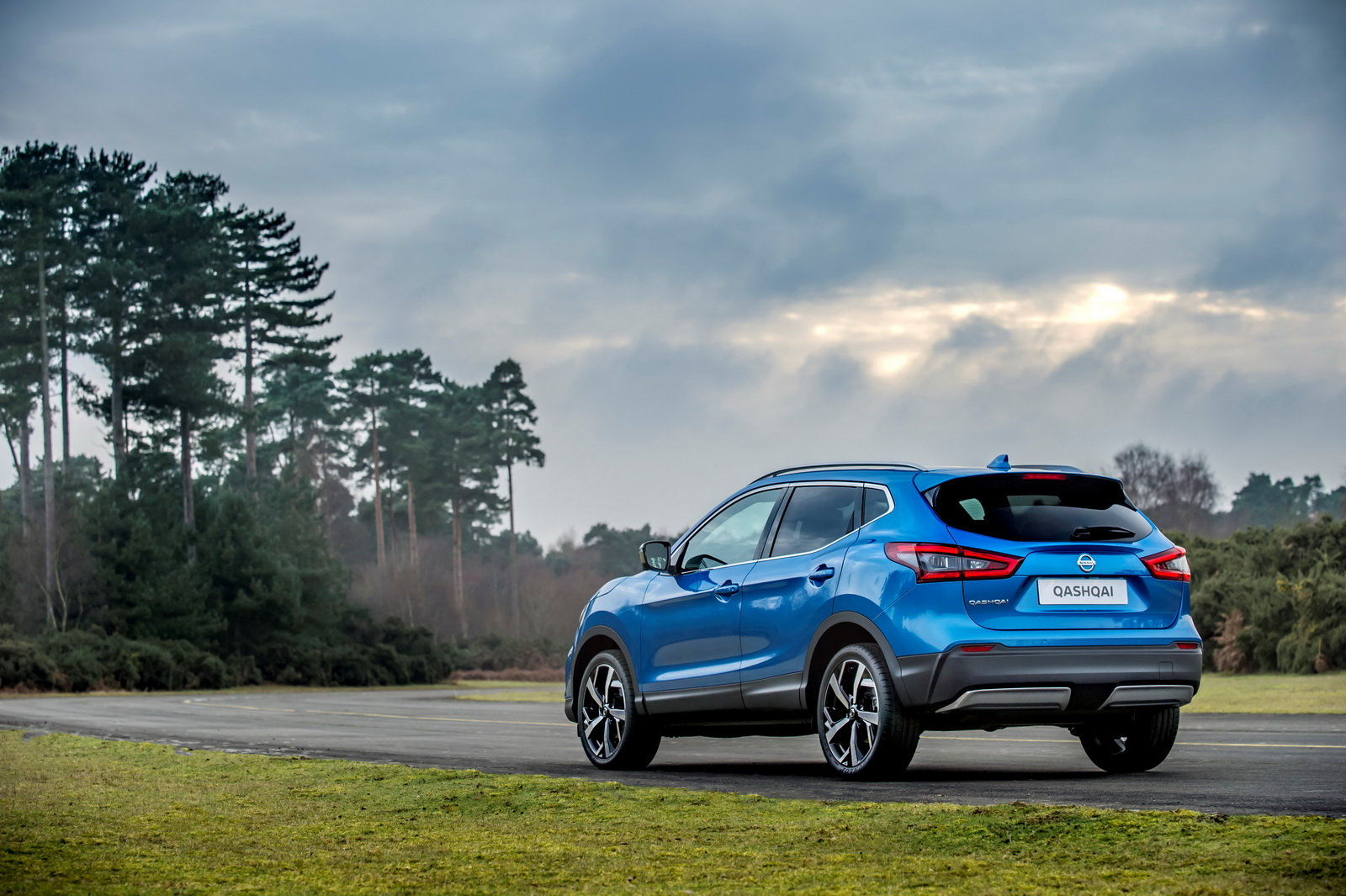 Nowy Nissan Qashqai Facelift 2017