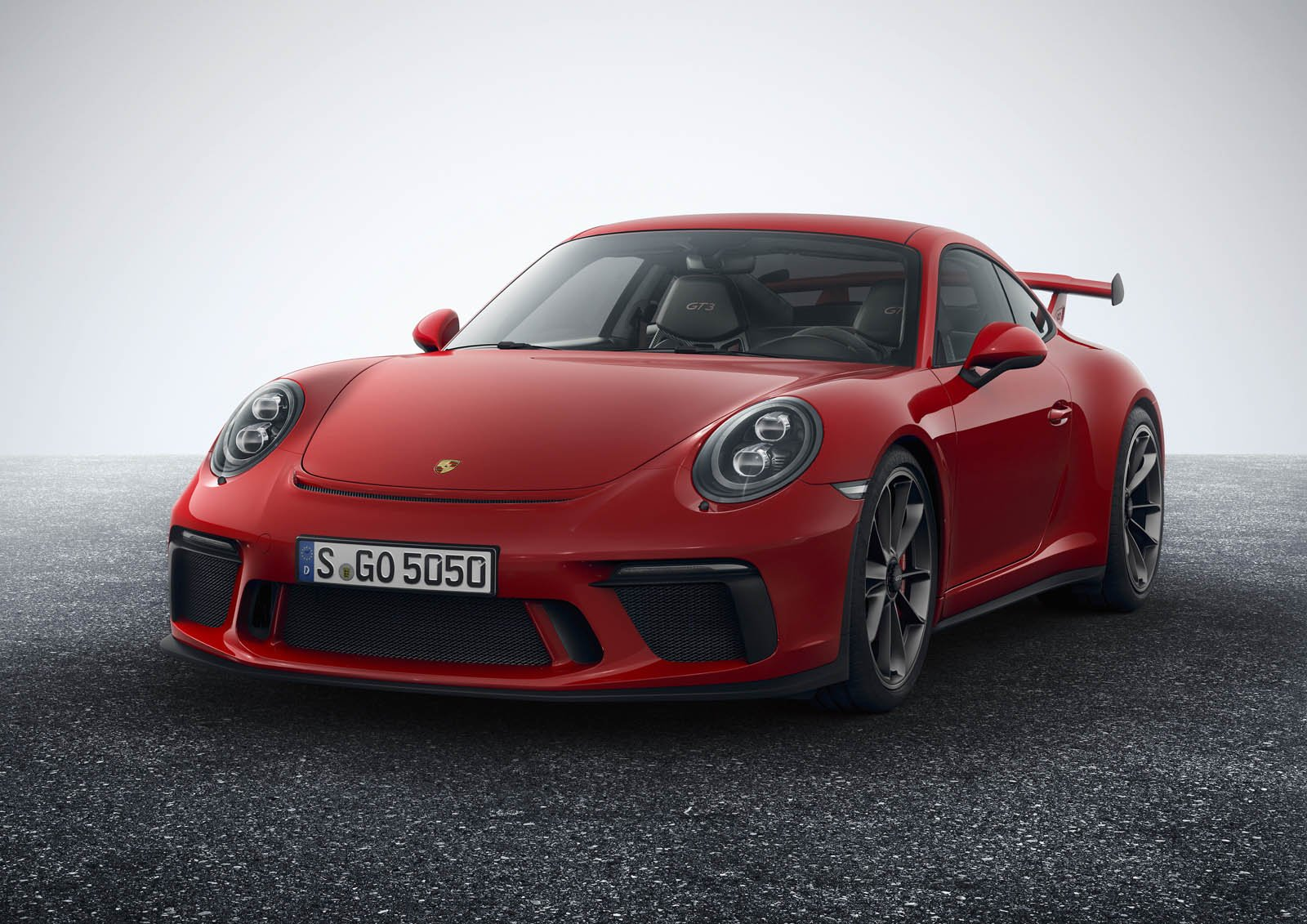 Porsche 911 GT3 991.2