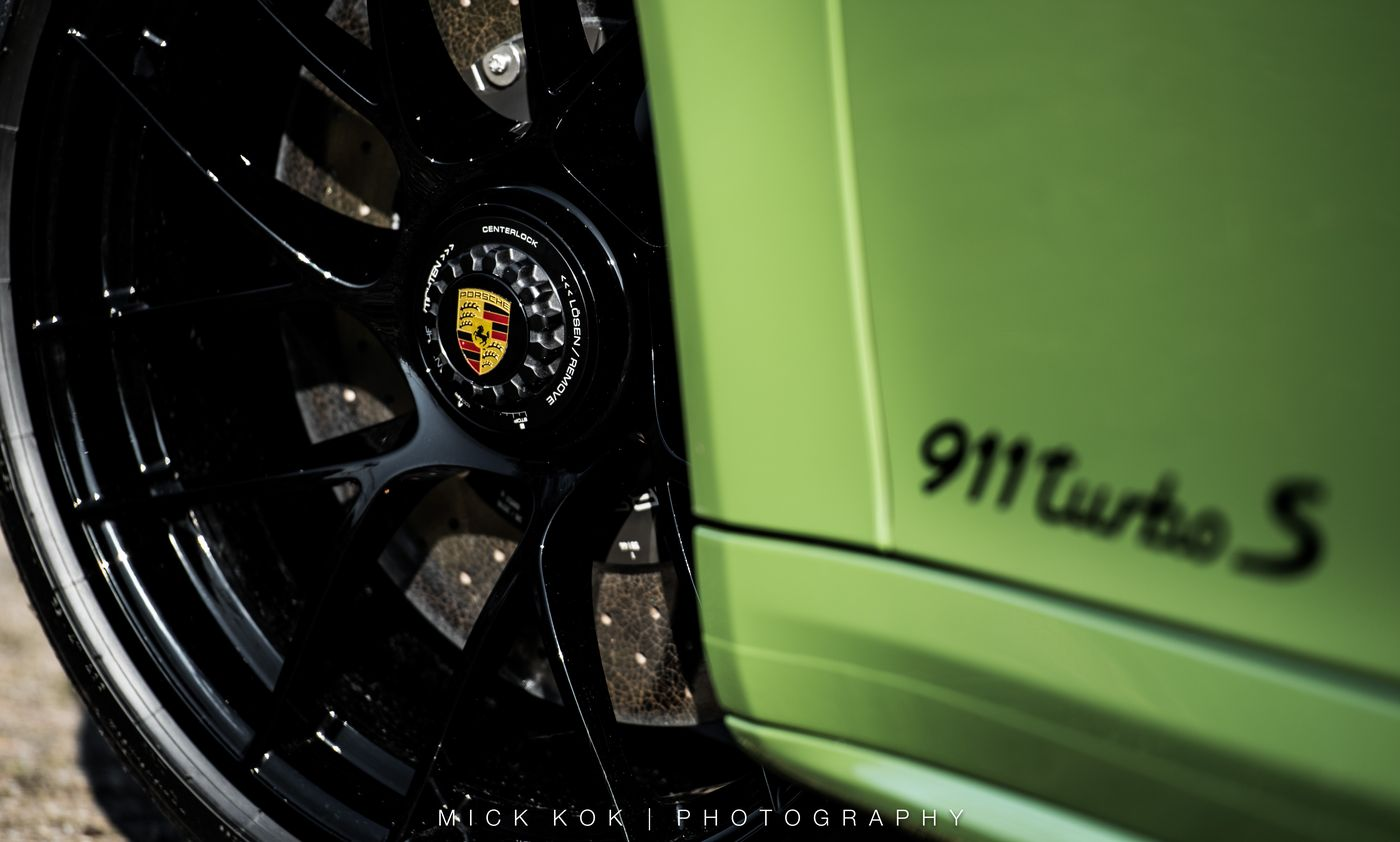 Porsche 911 Turbo S Cabriolet Edo Competition
