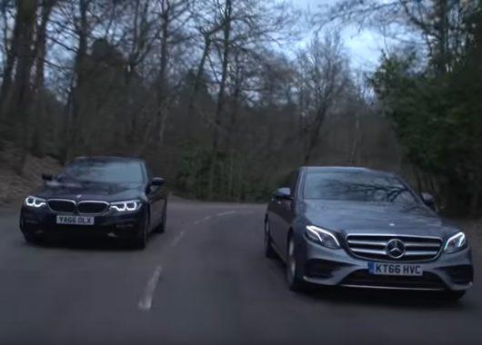 BMW 530d vs. Mercedes E 350d