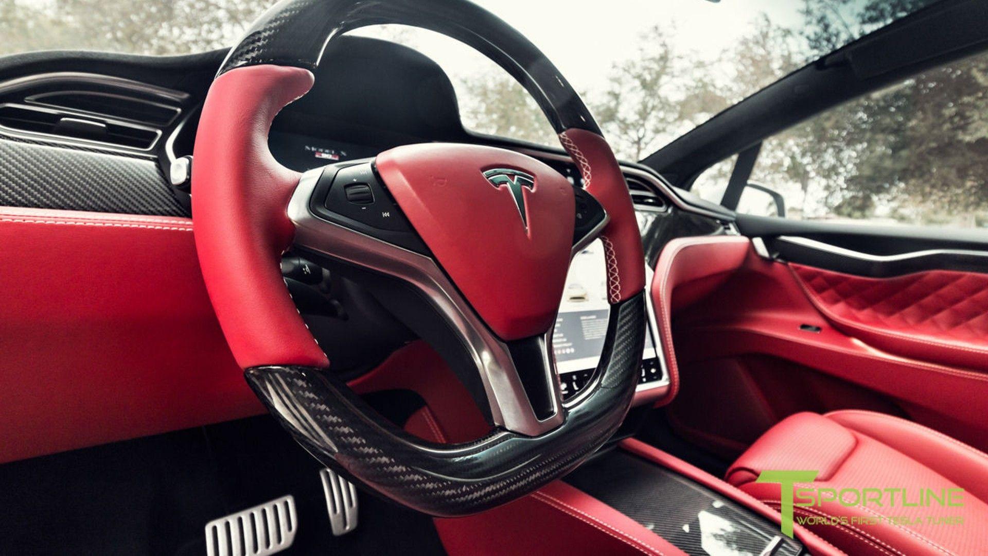 Tesla Model X P90D TSportline