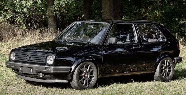Volkswagen Golf mk2 2.0 16V Turbo 4Motion