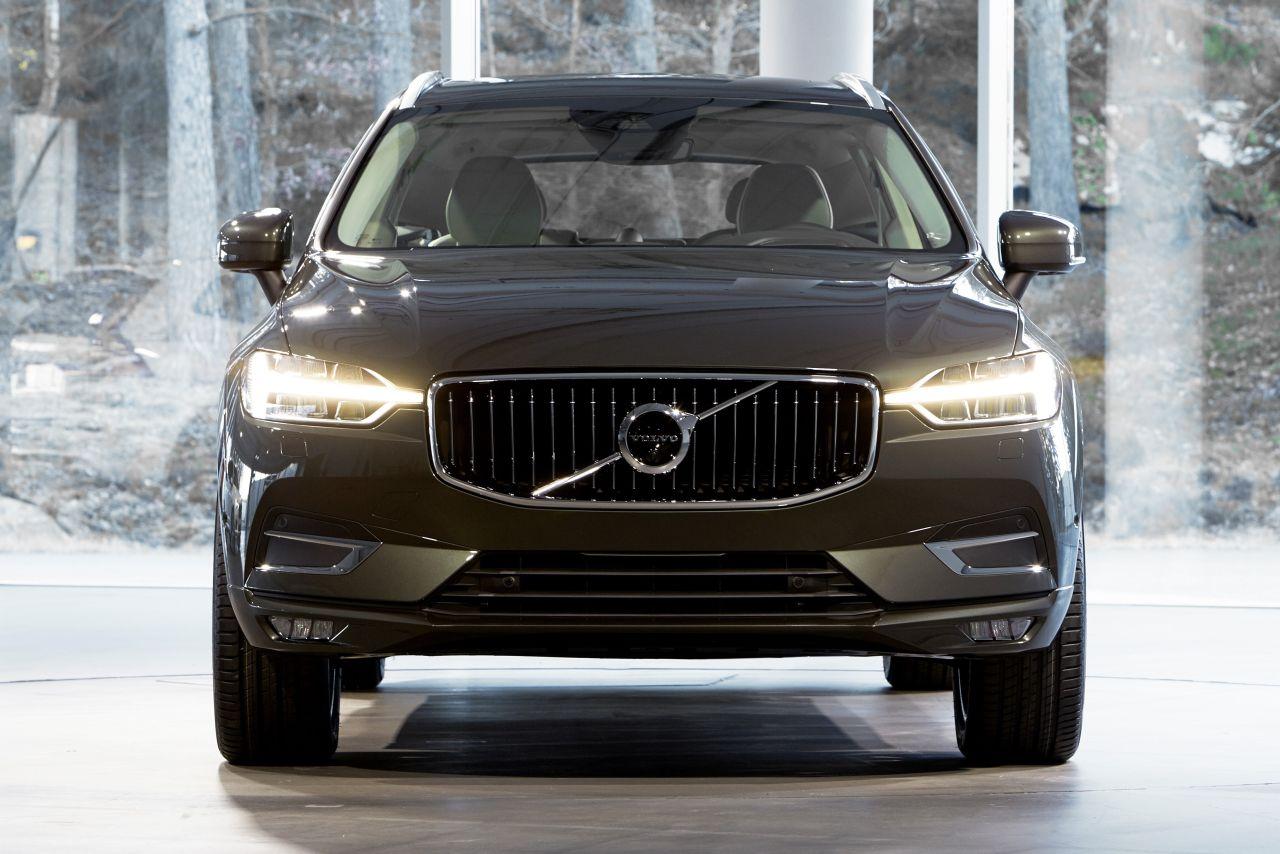 Nowe Volvo Xc60 2017 Motofilm