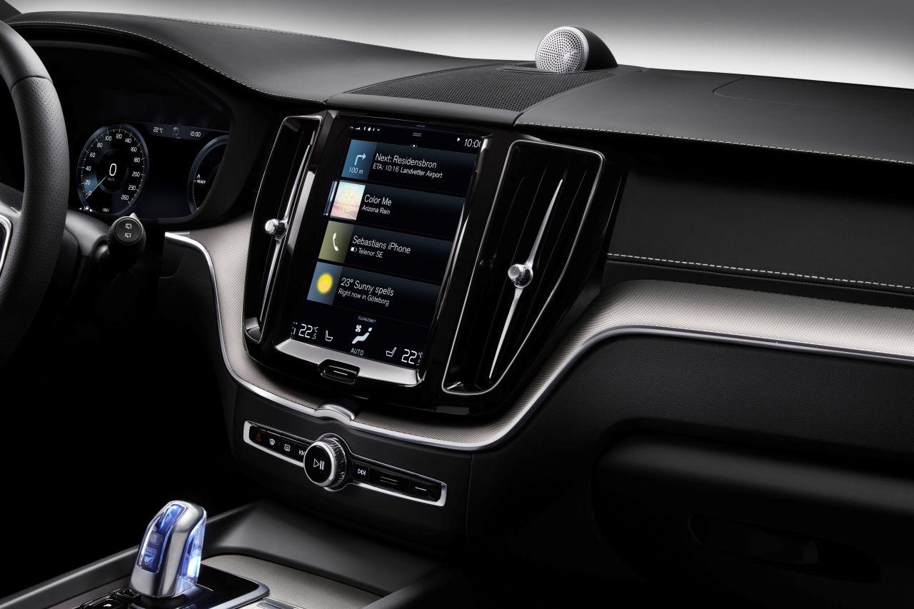 Nowe Volvo XC60 2017
