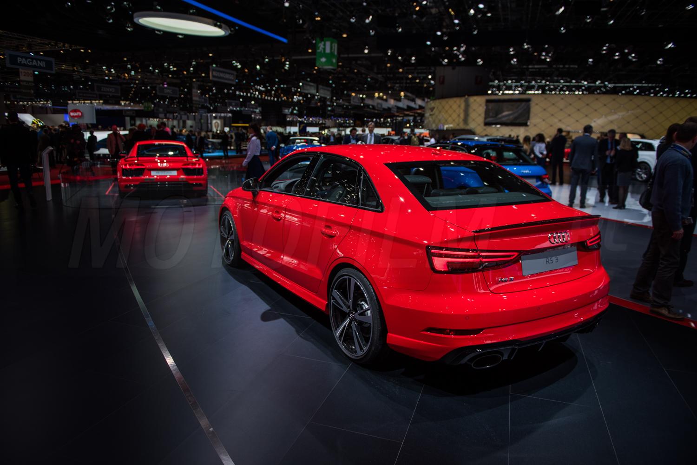 Audi RS3 Limousine 2017