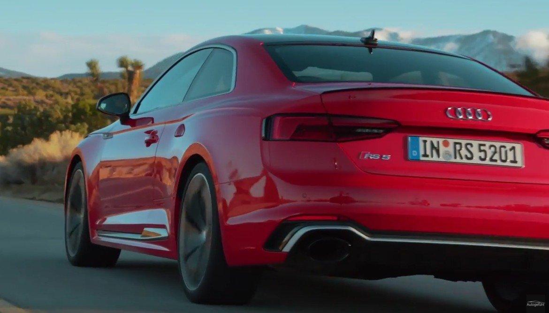 Nowe Audi RS5 2017