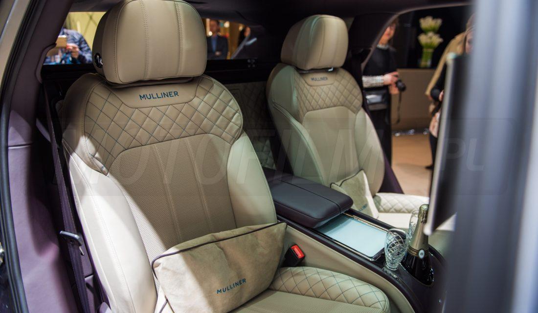Bentley Bentayga Mulliner