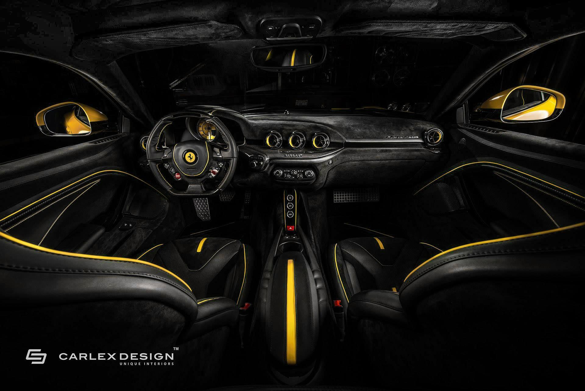 Ferrari F12Berlinetta Carxlex Design