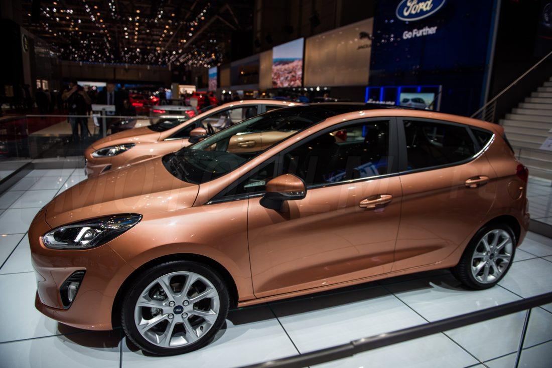 Ford Fiesta [Genewa 2017]