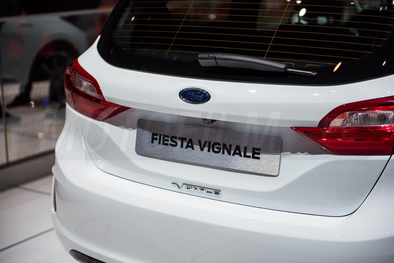 Ford Fiesta Vignale [Genewa 2017]