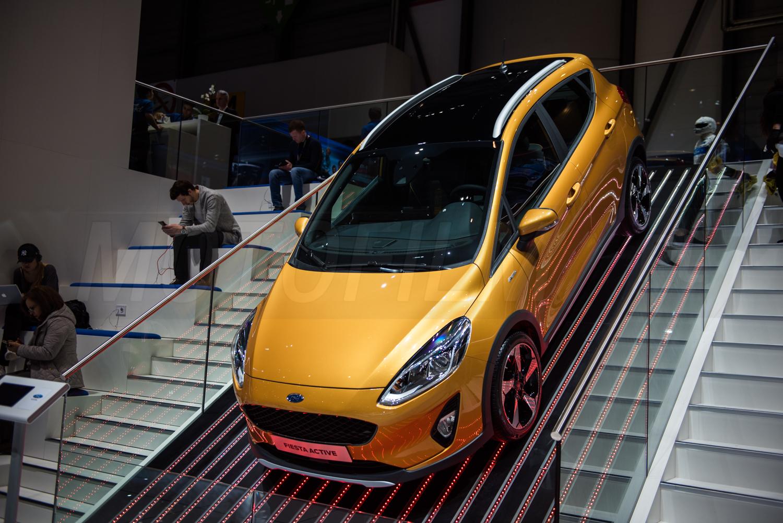 Ford Fiesta Active [Genewa 2017]