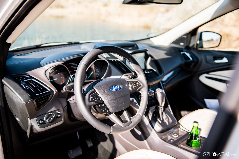 2017 Ford Kuga Vignale