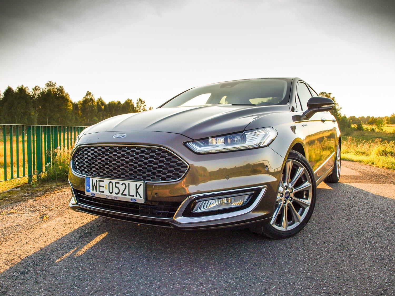 Ford Mondeo Vignale