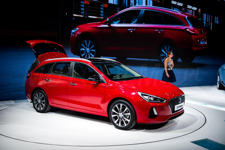 Hyundai i30 Wagon 2017