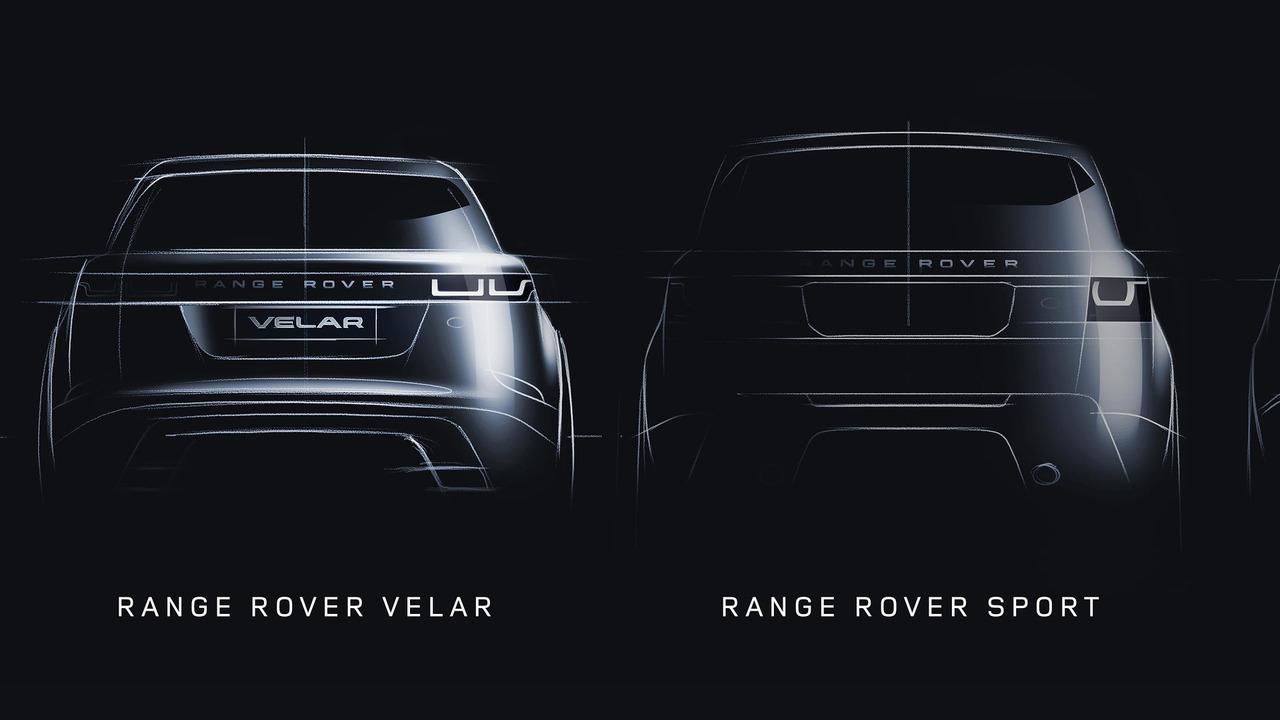 Range Rover Velar Oficjalnie Zdjęcia Dane Motofilm Pl