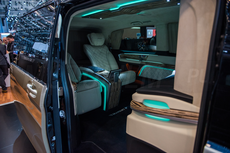 Mercedes V Mansory