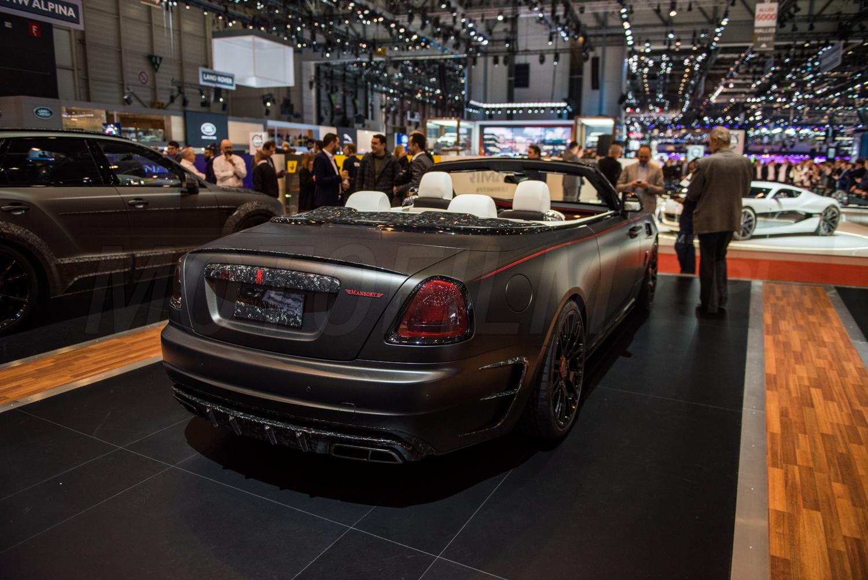 Rolls Royce Dawn Mansory