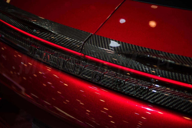 Mercedes Klasy S Cabriolet Black Edition Mansory